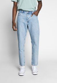 Weekday - BARREL PEN - Relaxed fit jeans - blue - 0