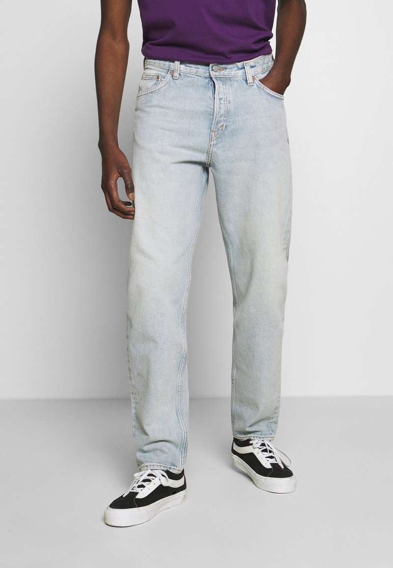 Weekday - BARREL PEN - Relaxed fit jeans - morning blue
