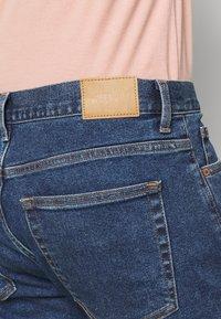 Weekday - CONE  - Straight leg jeans - blue medium dusty - 4