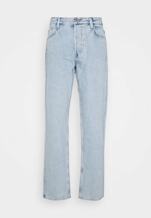 SPACE COLD BLUE - Straight leg jeans - blue
