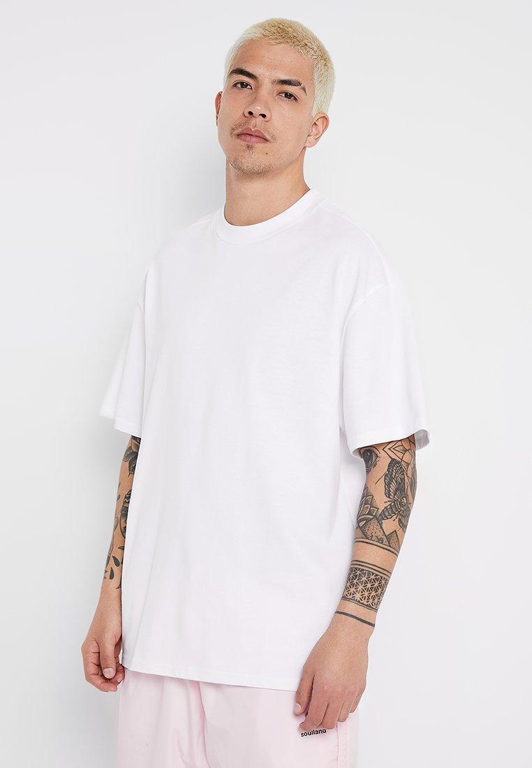 Weekday - GREAT - T-shirts - white