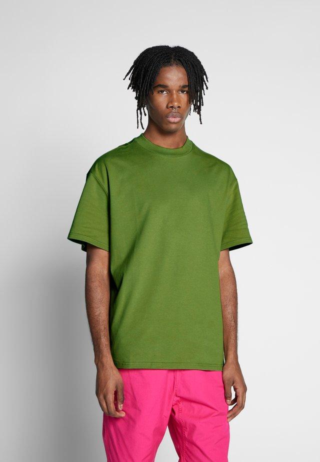 GREAT  - T-Shirt basic - khaki