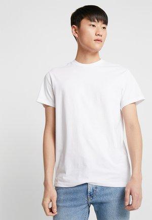 ALAN - T-shirt basic - white