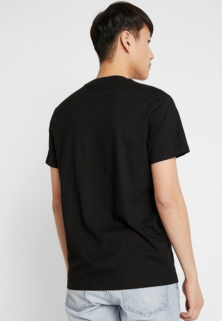 Black Basique AlanT shirt Weekday Weekday Basique AlanT shirt OlXuikTZwP