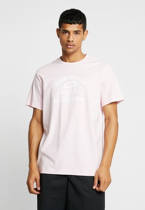 BILLY IRONING - T-shirt imprimé - pink