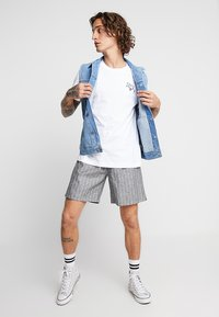 Weekday - PICTOR TOABOA - T-shirt print - white - 1