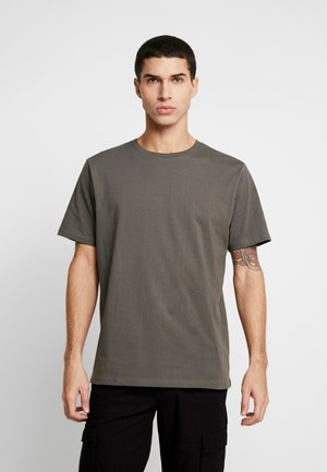 FRANK - T-shirts basic - dark grey