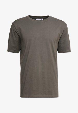 FRANK - T-shirt basic - dark grey