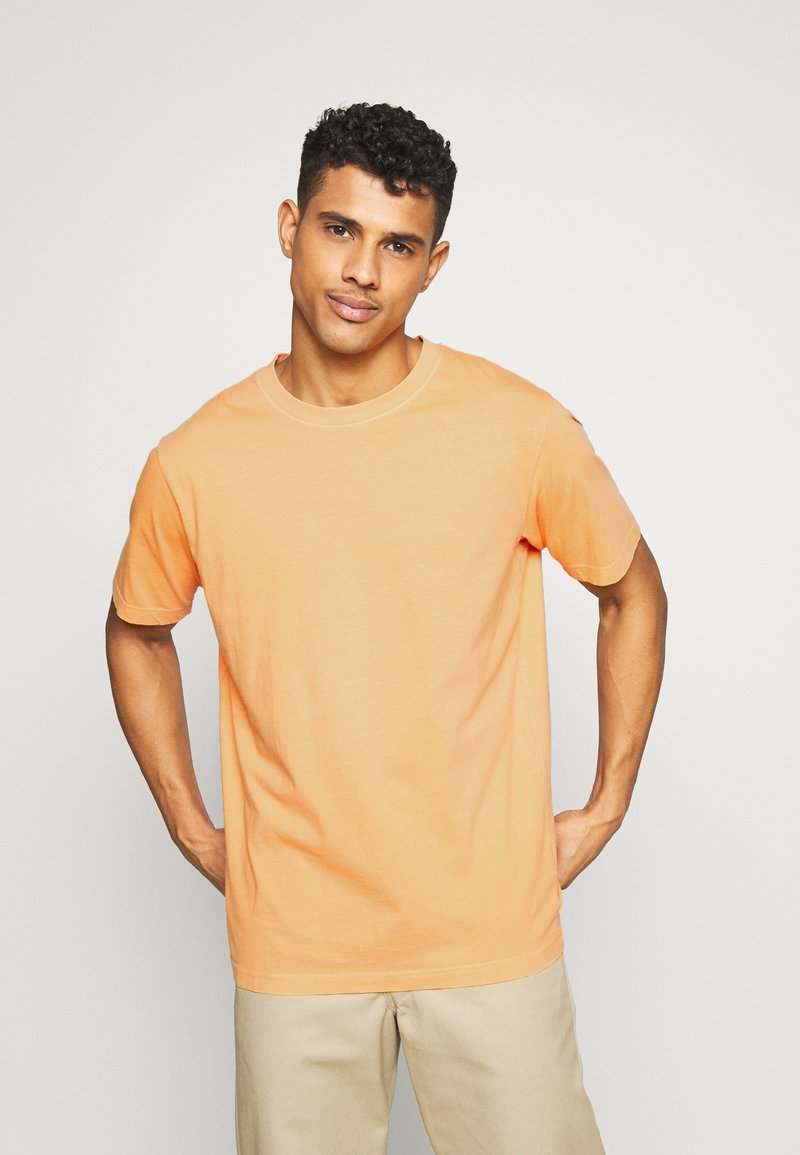 Weekday - FRANK - T-shirt basique - orange