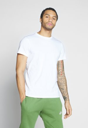 ALAN - T-shirt - bas - white