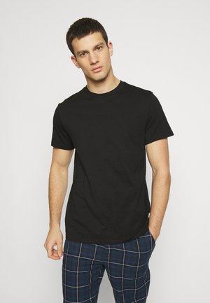 ALAN - Basic T-shirt - black