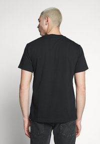 Weekday - BILLY HEY MOON - T-shirt med print - black - 2