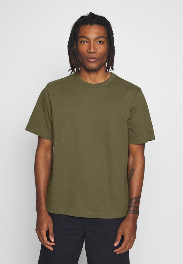 TOMMIE - T-shirt basic - khaki