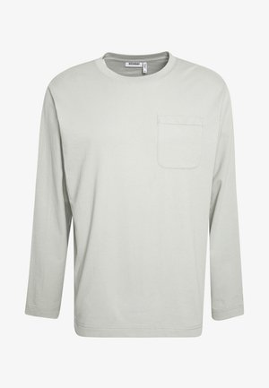 JAYDEN POCKET LONGSLEEVE - Long sleeved top - green
