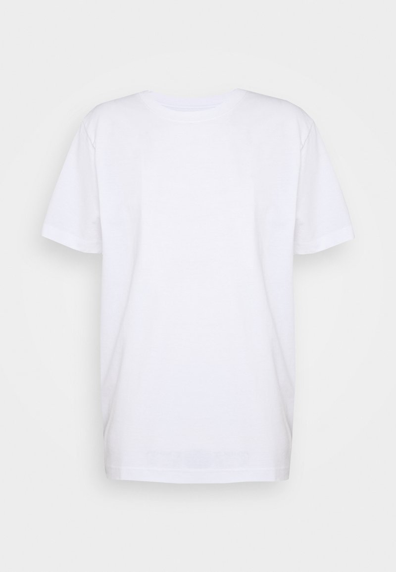 Weekday - RELAXED  - T-shirt basic - white