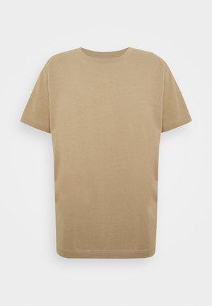 RELAXED  - Basic T-shirt - beige