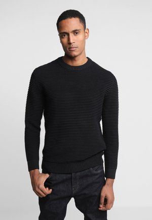 SMYTH STRUCTURE - Jumper - black