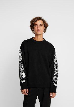 DIEGO CARPART - Sweter - black