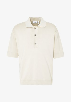 BELDON SHORTSLEEVE - Poloshirts - beige