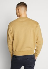 Weekday - ALBIN  - Sweatshirt - dark sand - 2