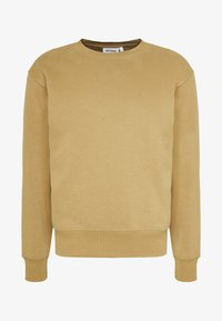 Weekday - ALBIN  - Sweatshirt - dark sand - 3