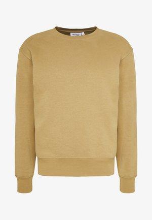 ALBIN  - Sweater - dark sand