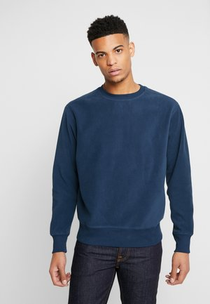 HANK  - Sweat polaire - navy