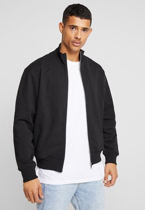 OTIS ZIPPED  - Sweatjacke - black