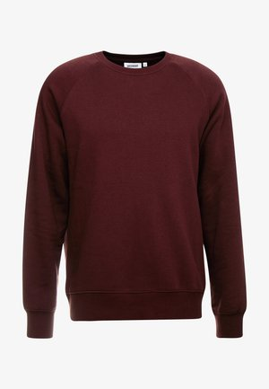 PARIS  - Sweatshirt - wine red