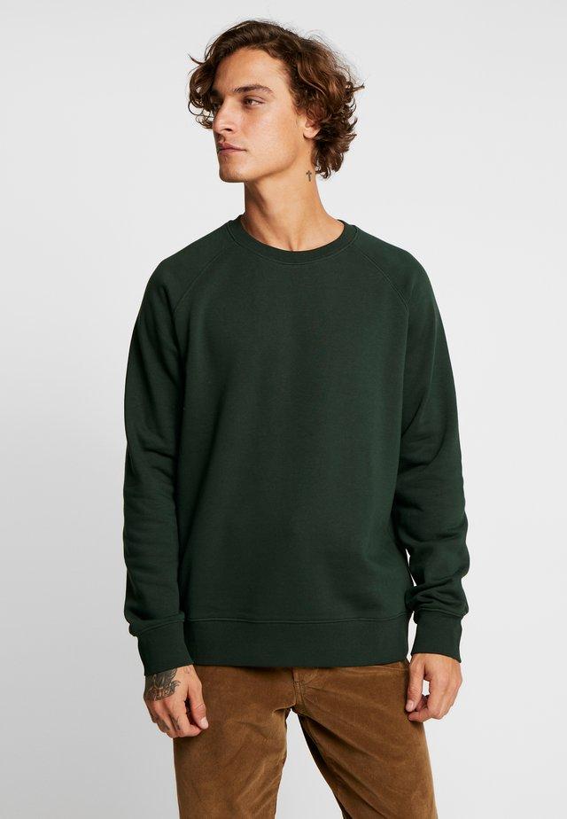 PARIS  - Sweatshirt - dark green