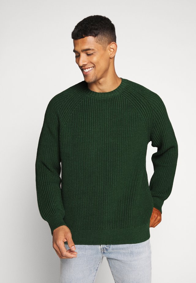 STERLING SWEATER - Trui - green dark