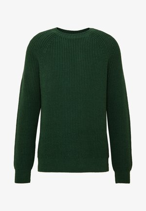 STERLING SWEATER - Jumper - green dark