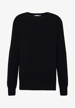 STERLING SWEATER - Sweter - black
