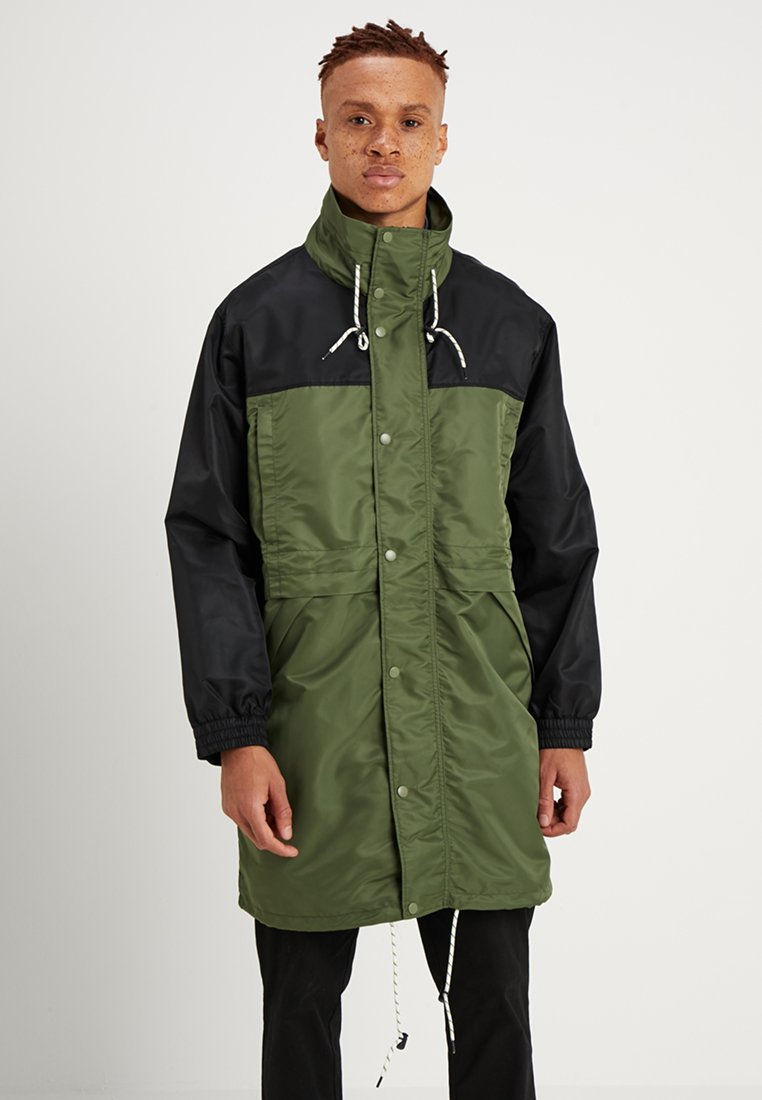 Weekday - ERIK  - Parka - green/black