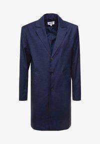 Weekday - LEWIS TOPCOAT - Zimní kabát - dark blue - 4
