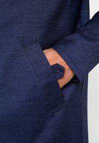 Weekday - LEWIS TOPCOAT - Zimní kabát - dark blue - 5