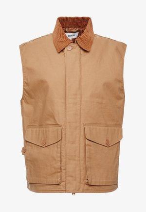 AGATON - Bodywarmer - brown
