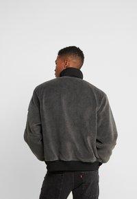 Weekday - DWIGHT JACKET - Lehká bunda - dark grey - 2