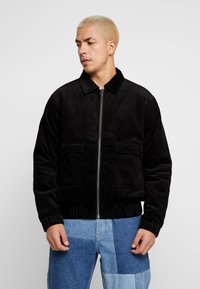 Weekday - RIVER  - Light jacket - black - 0
