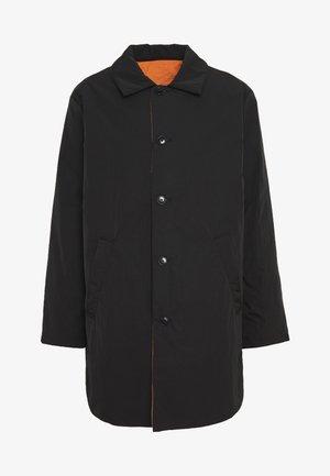 MARTY REVERSIBLE JACKET - Cappotto corto - black