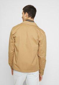 Weekday - AHMED ZIPPED - Lehká bunda - beige - 2