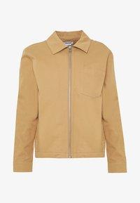 Weekday - AHMED ZIPPED - Lehká bunda - beige - 4