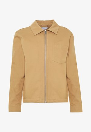 AHMED ZIPPED - Korte jassen - beige
