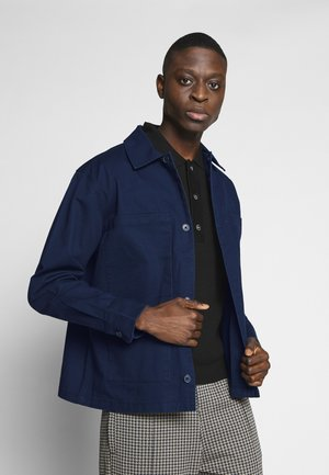 ROLAND - Summer jacket - navy