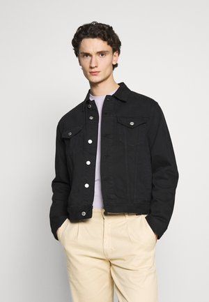 MILTON JACKET - Denim jacket - tuned black