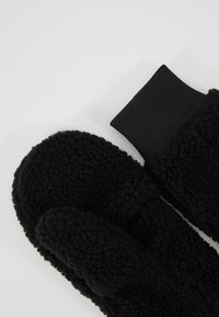 Weekday - SIGN MITTENS - Luffer - black
