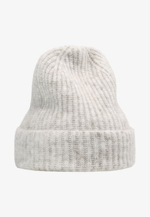 SNOW BEANIE - Czapka - grey melange
