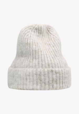 SNOW BEANIE - Gorro - grey melange
