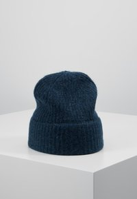 Weekday - SNOW BEANIE - Mössa - dark blue - 0