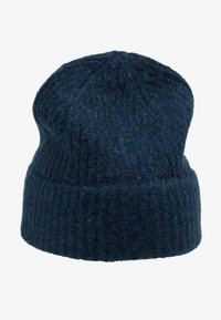 Weekday - SNOW BEANIE - Mössa - dark blue - 3
